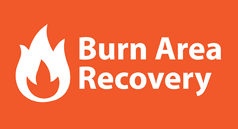 Burn area recovery