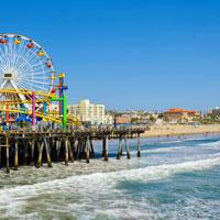 San Fernando Valley To Santa Monica Beach Bus